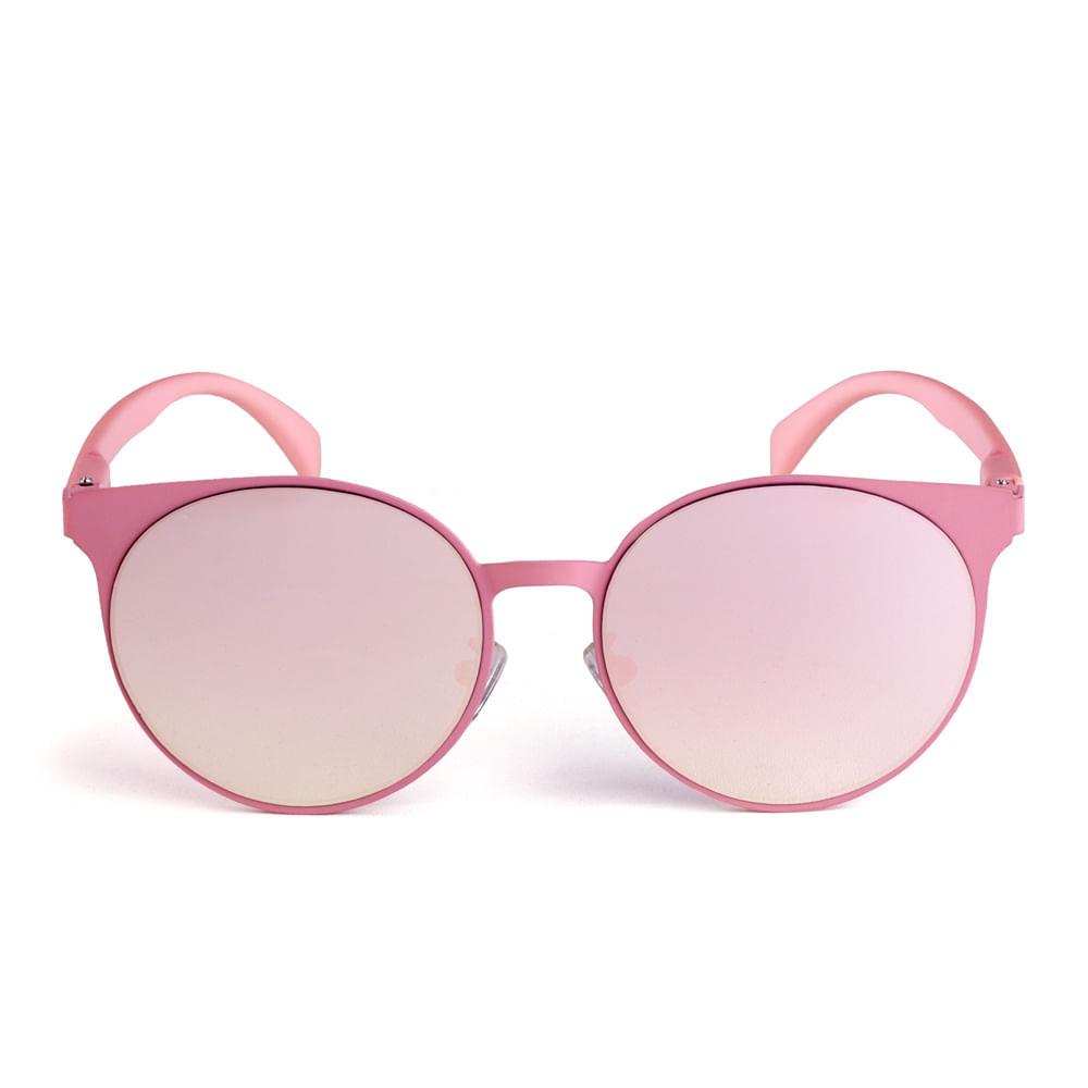 17c6863164151 Óculos Redondo Acetato Rosa Espelhado. 11006MFGBA09. 11006MFGBA09