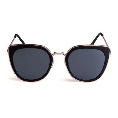 Óculos Redondo Acetato Marrom Escuro com Tartaruga - Mondaine c202ebb3b1
