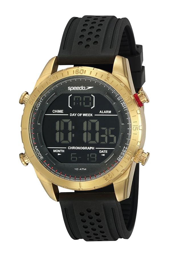 Relógio Speedo  Digital Preto 15021GPEVDI2