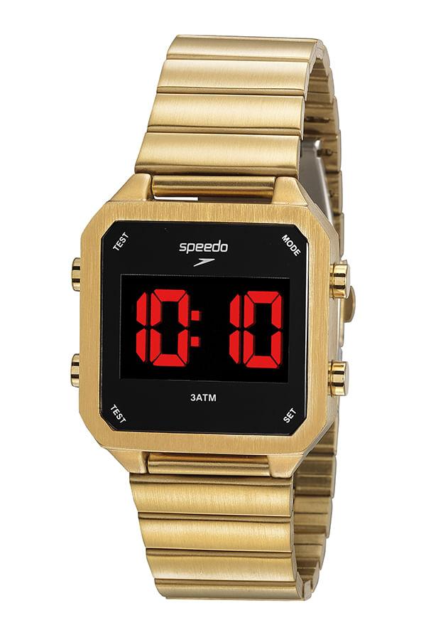 Relógio Speedo  Digital Dourado 24874MPEVDE1