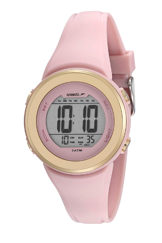 Relógio Speedo  Digital Rosa 81152L0EVNP3