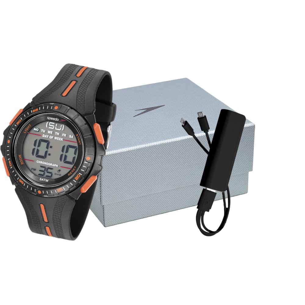 Relógio Speedo  Digital Preto 81162G0EVNP1K1