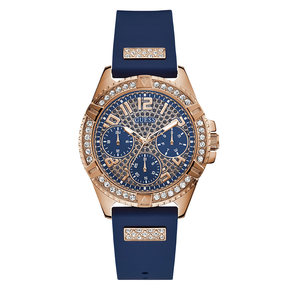 Relógio Guess Multifunção Azul 92710LPGSRU5